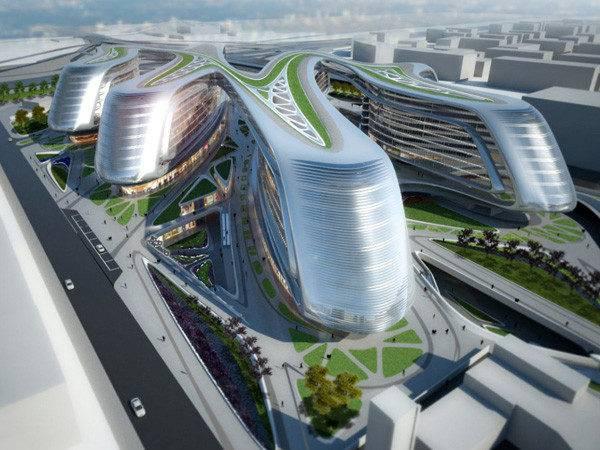 Changing Chinese Skyline Yanko Design