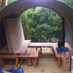 Channel Amazing Spaces Tubosider Supporting