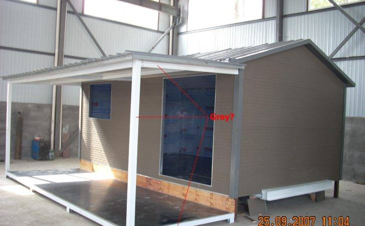 Channel Light Gauge Steel Prefabricated Homes Reliable