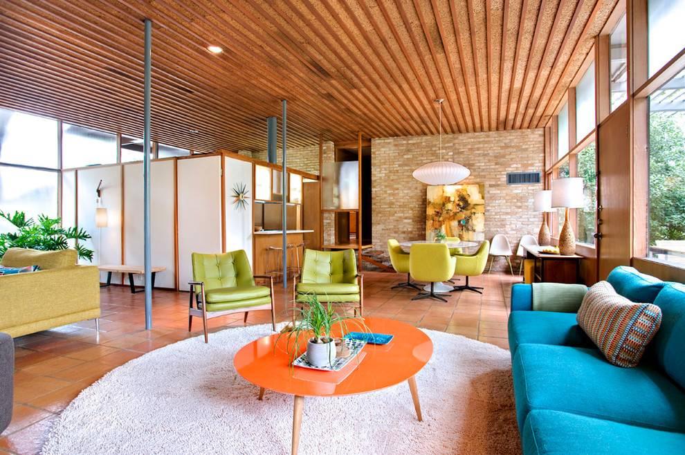 Characteristics Mid Century Modern Furniture Iris Abbey