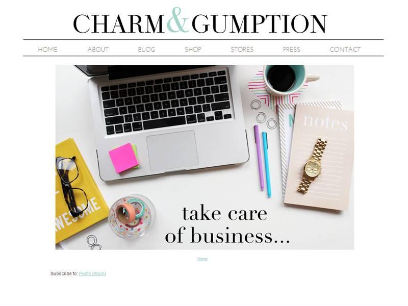 Charm Gumption