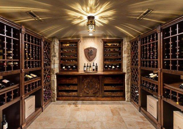 Charming Wine Cellar Designs Attract Your