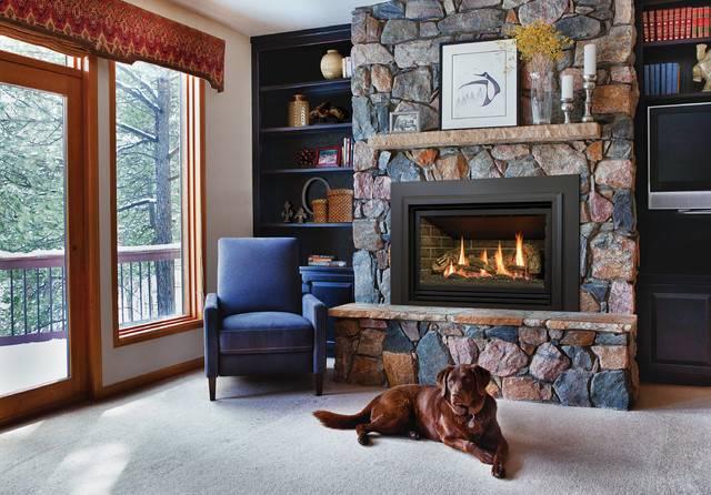 Chaska Gas Fireplace Insert Kozy Heat Fireplaces