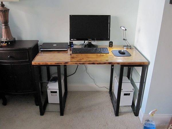Cheap Easy Diy Computer Desk Ideas Freshnist