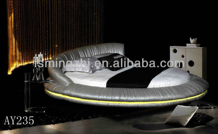 Cheap Round Leather Bed Frames Buy