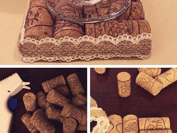 Check Out Tutorial Diy Wine Cork Coasters Crafts