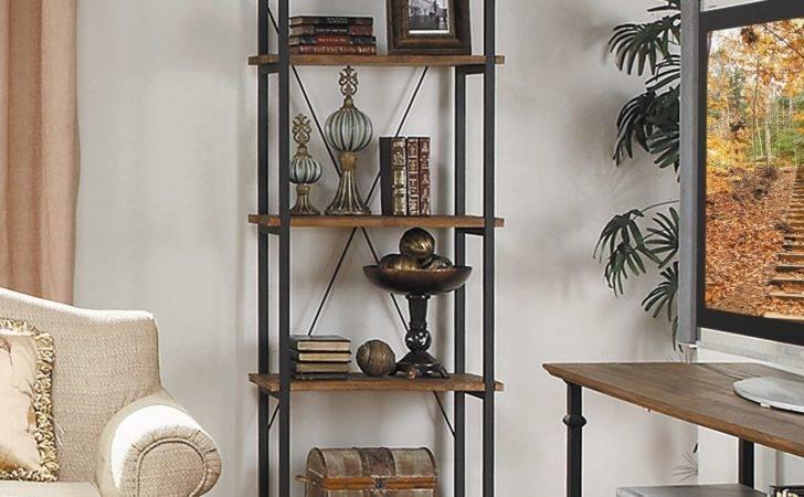 Check Out Woodbridge Designs Factory Bookshelf Wayfair