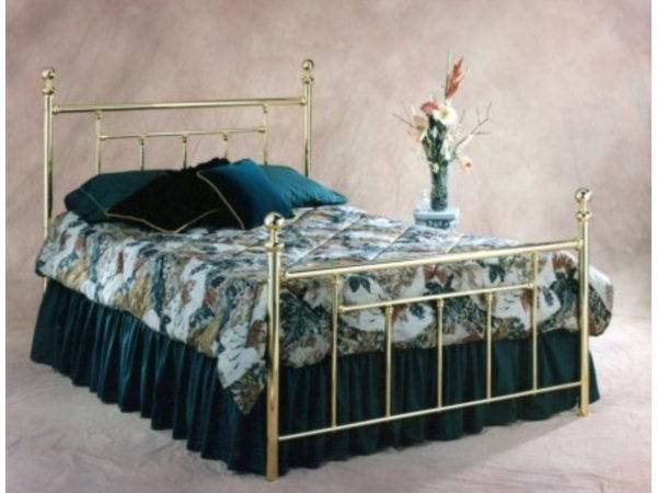 Chelsea Poster Bed Set Round Finials Rails Not