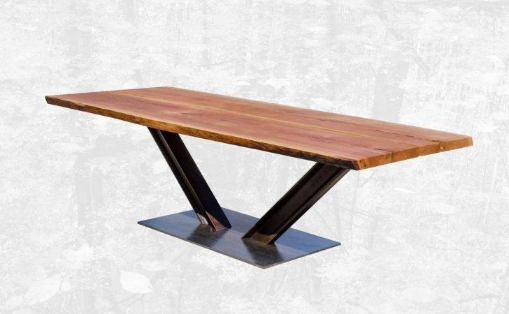 Cherrywood Studio Tables Finished Tung Oil