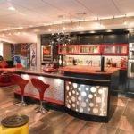 Chic Basement Bar Takes Back Bars