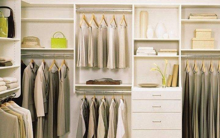 Chic Closet Concepts Tiny Bedroom Minimalist Home Design Pint