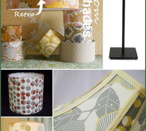 Chic Custom Lampshades Pepper Design Blog