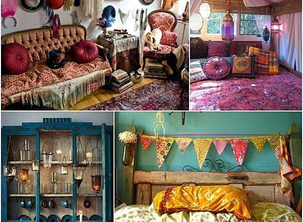 Chic Home Bohemian Decor Gypsy Bedrooms