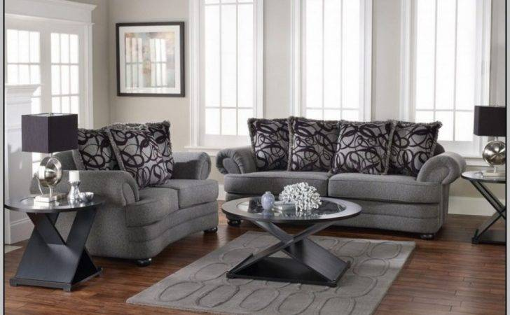 Chic Inspiration Gray Furniture Color Walls Colors