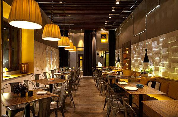 Chic Restaurant Chairs Enliven Your Dining Experience