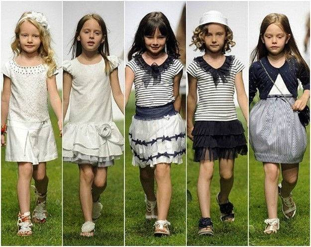 Children Fashion Trends Miss Nana Wyshall Wright