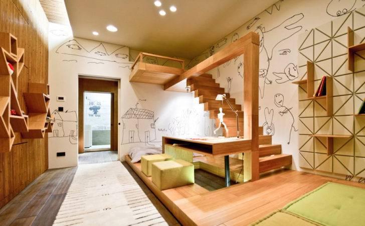 Childrens Room Art Studio Decor Interior Design Ideas