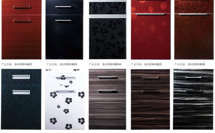 China Modern Kitchen Cabinet Door Photos Made