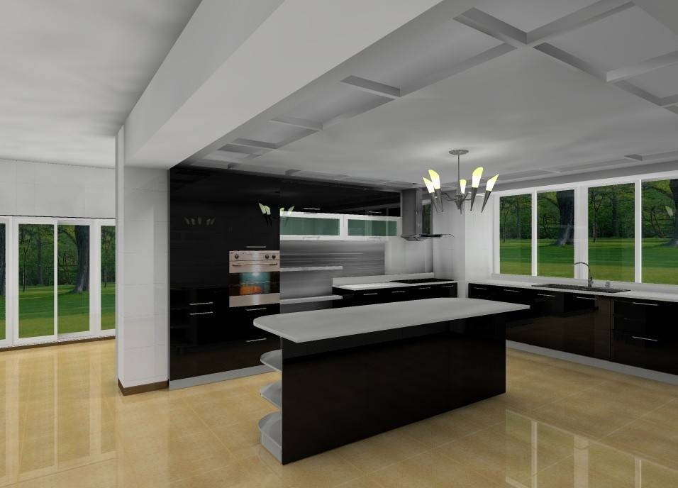 China Nice Kitchen Cabinets Modern