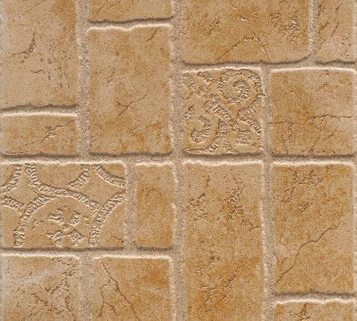 China Rustic Ceramic Tile Glazed Floor