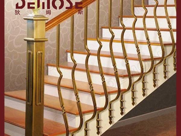 China Wrought Iron Stair Railing Railings Foshan Demose