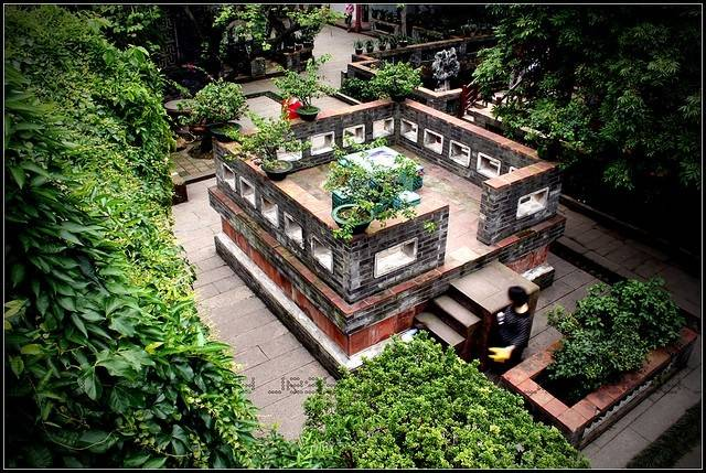 Chinese Garden Backyard Pinterest