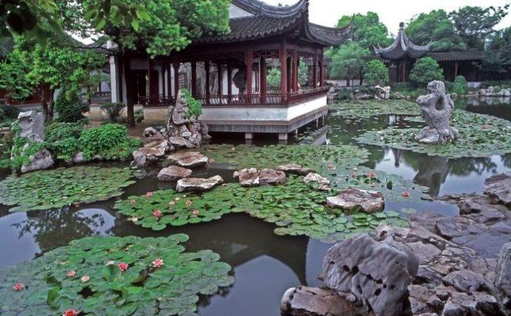 Chinese Garden Design Feng Shui Style Mostbeautifulgardens