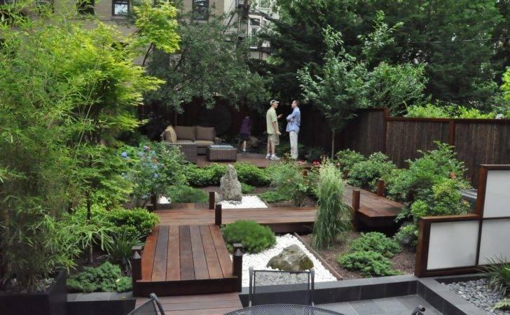 Chinese Garden Design Good World Modern Villa