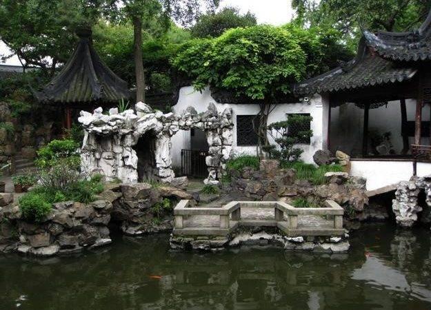Chinese Garden Design Inspirations Beautiful Backyard Designs