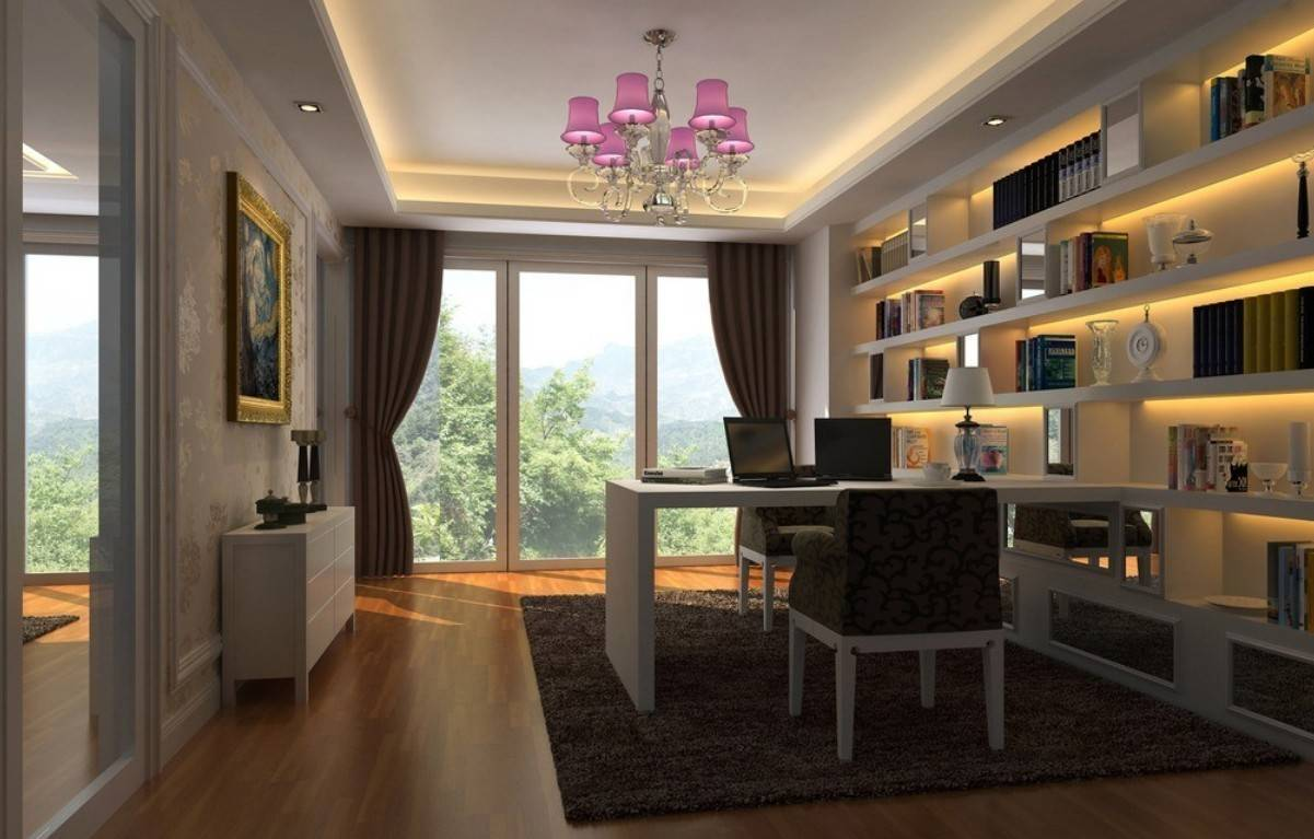 Chinese Style Interior Design House