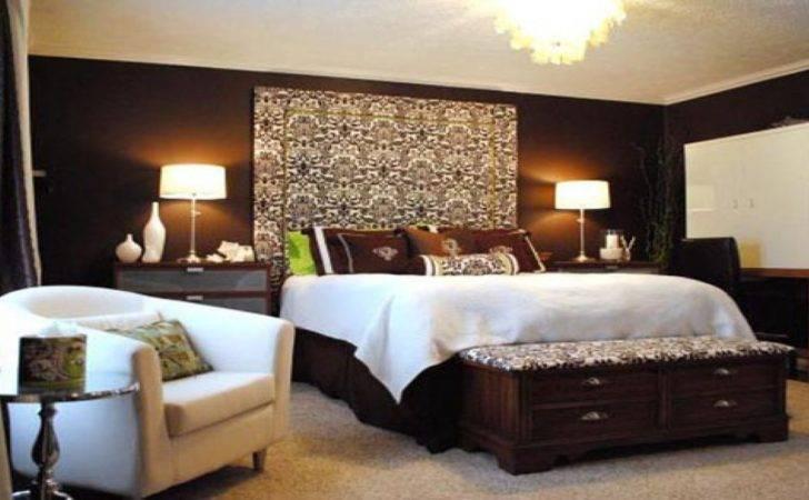 Chocolate Brown Bedroom Interior Design Ideas Designs