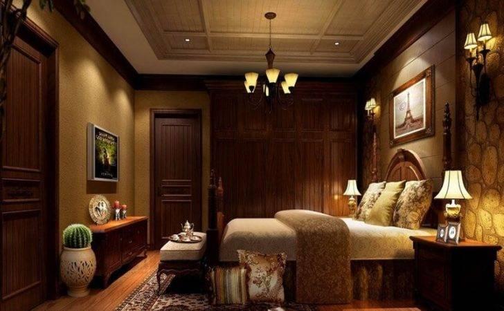 Chocolate Brown Bedroom Interior Design Ideas Https