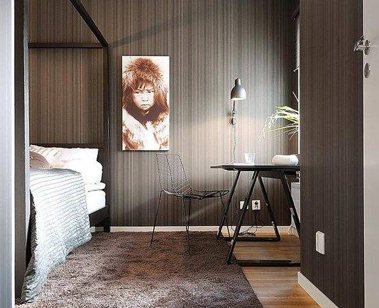 Chocolate Brown Interior Design References Pinterest