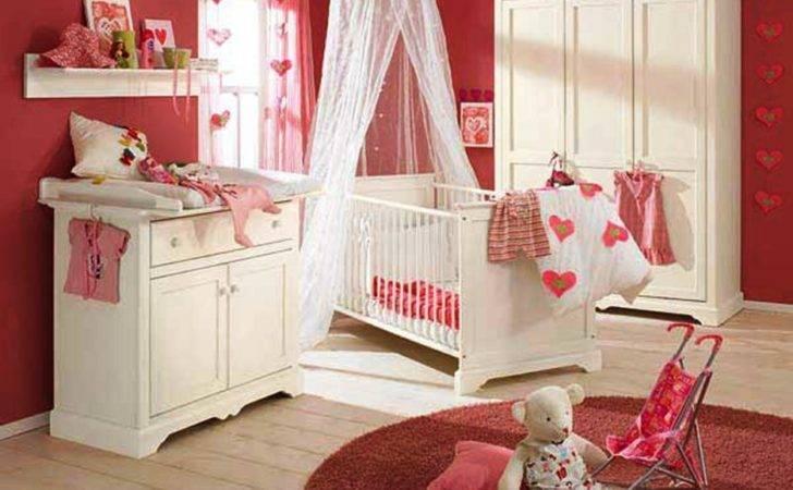 Choose Best Baby Girl Nursery Area Rugs Red White Room