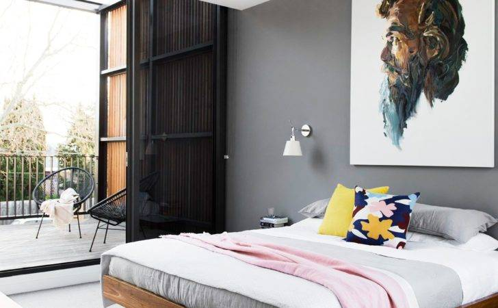 Choose Colour Your Feature Wall Homes