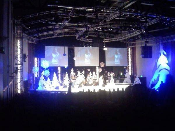 Christmas Stage Designs Joy Studio Design Best