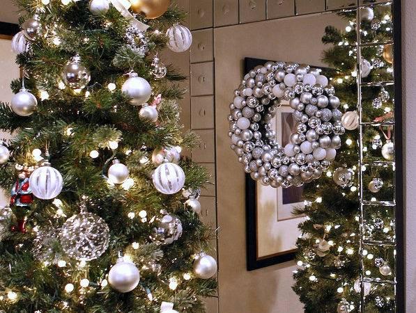 Christmas Tree Colour Ideas Geneslove