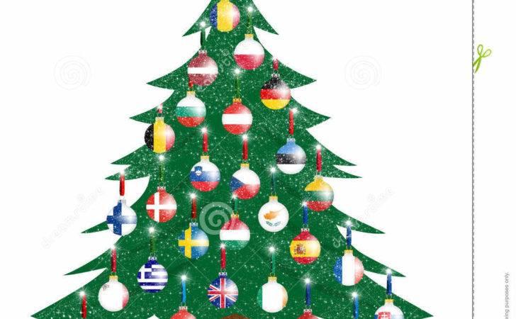 Christmas Tree European Union