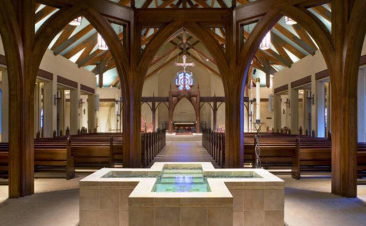 Church Interior Decoration Design Cdh Partners