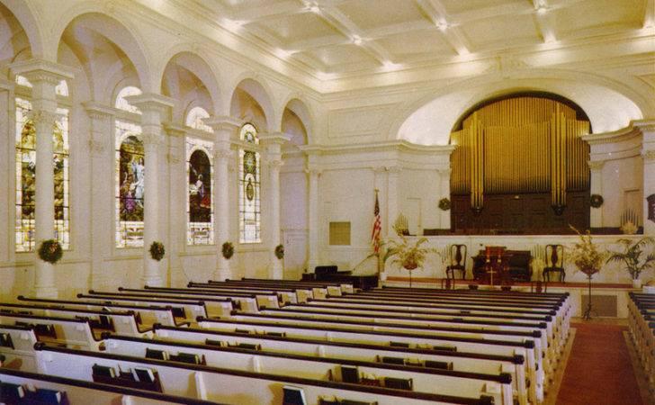Church Interior Decoration Modern