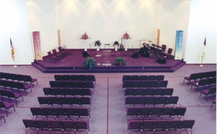 Church Sanctuary Decorating Ideas Modern Interior