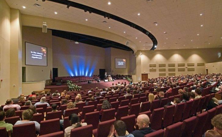 Church Sanctuary Design Construction Midwest