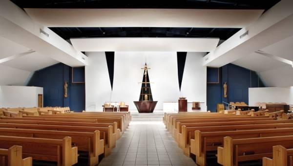 Churches God Flock Following Shepherd Voice Part