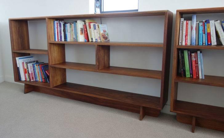 Cindi Low Line Bookcases Sydney Nathaniel Grey