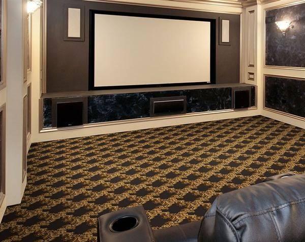 Cinemashop Home Theater Carpet Corinth