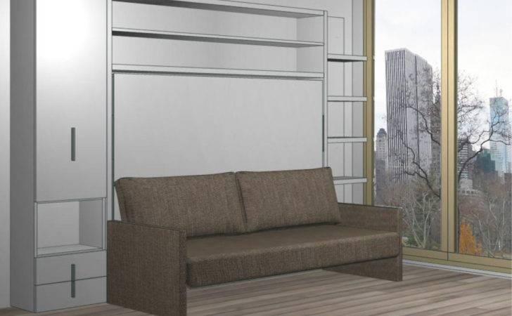 Circe Sofa Resource Furniture Wall Beds Murphy
