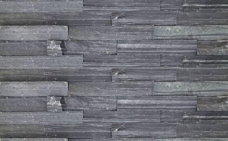 City Grey Stacked Stone Designer Tile Company