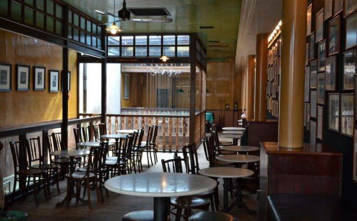 Classic Cafe Style Seating Upstairs Timber Framed Chairs