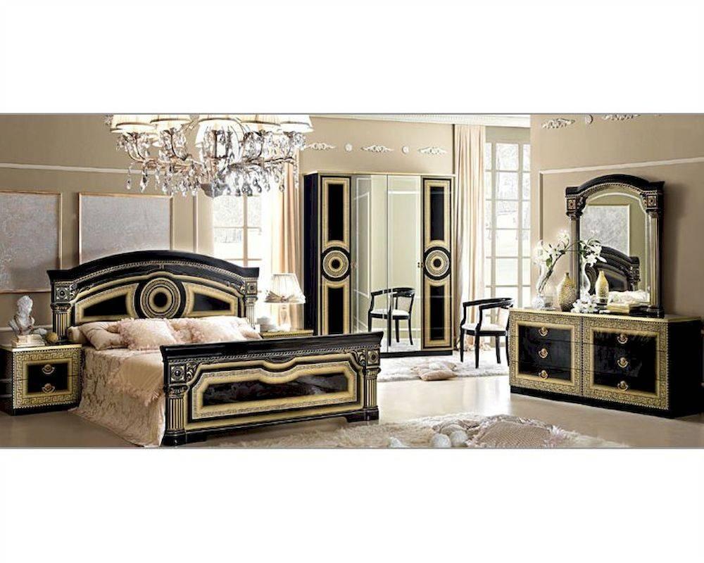 Classic Italian Bedroom Set Aida