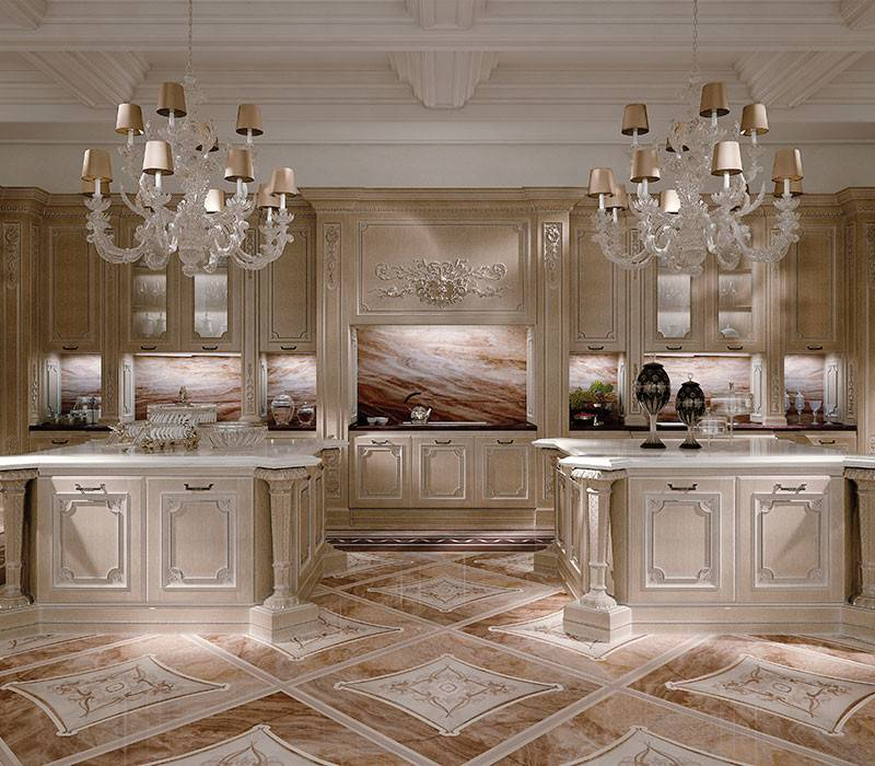 Classic Luxury Kitchens Your Kitchen Design Inspirations